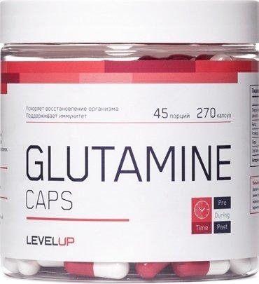 Glutamine Caps (270 капс)