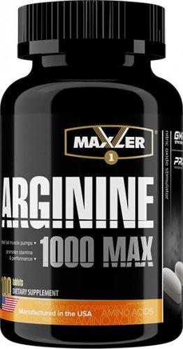 Arginine (100 таб)