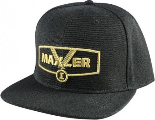 Бейсболка Maxler (Черный, 1 шт)