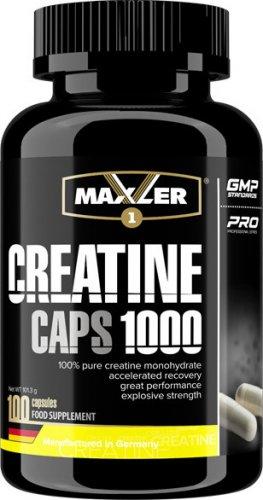 Creatine Caps 1000 (100 капс)