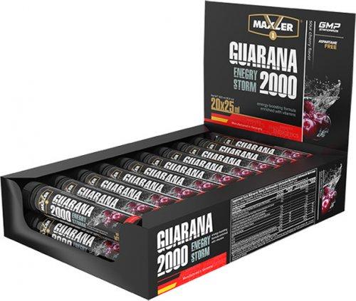 Energy Storm Guarana 2000 (Кола, 1 амп х 25 мл)(в упаковке 20 амп)