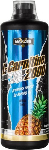 L-Carnitine Comfortable Shape 2000 ( Зеленый чай 1000 мл)