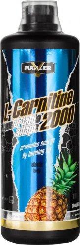 L-Carnitine Comfortable Shape 2000 ( Зеленый чай 1000 мл)