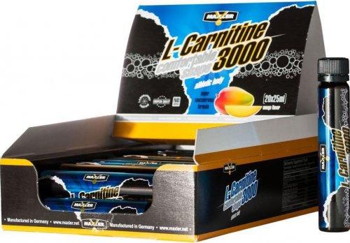 L-Carnitine Comfortable Shape 3000 (Малина-черника, 1 амп х 25 мл)