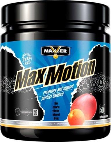 Max Motion can (Лимон-грейпфрут, 500 гр)