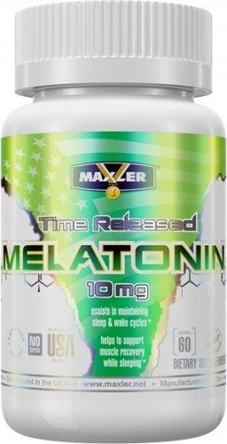 Melatonin 10 mg (60 таб)