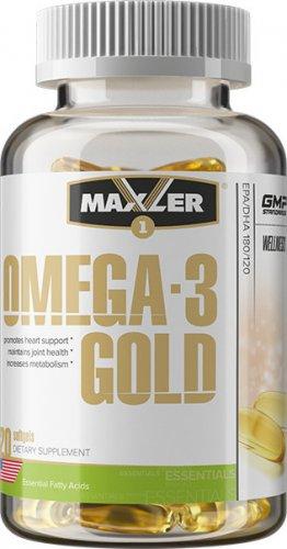 Omega-3 Gold (120 капс)