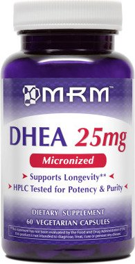 Micronized DHEA 25mg (60 капс)