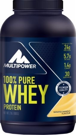 100% Pure Whey Protein (Шоколад, 900 гр)