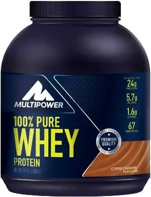 100% Pure Whey Protein (Ваниль, 2000 гр)