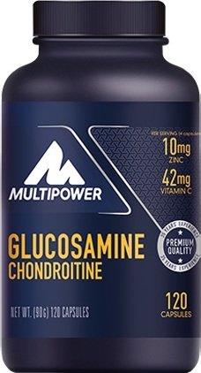 Glucosamine Chondroitin Capsules (120 капс)
