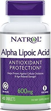 Alpha Lipoic Acid 600 mg (45 таб)