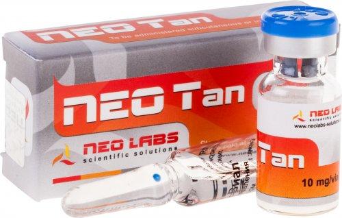 Неотан™ (Меланотан-2), 10 мг/флакон