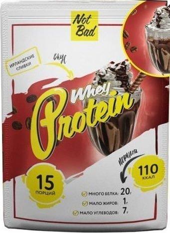 NotBad Whey Protein (Капучино, 450 гр)