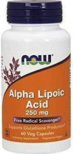Alpha Lipoic Acid 250mg (60 капс)