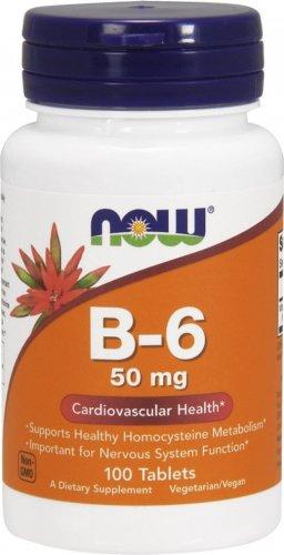 B-6 100 mg (100 капс)