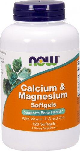 Calcium & Magnesium (120 капс)