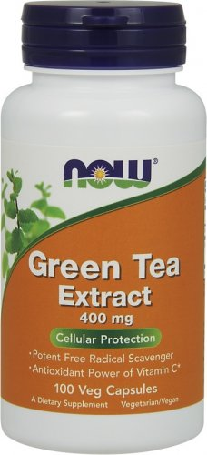 Green Tea Extract 400 mg (100 капс)