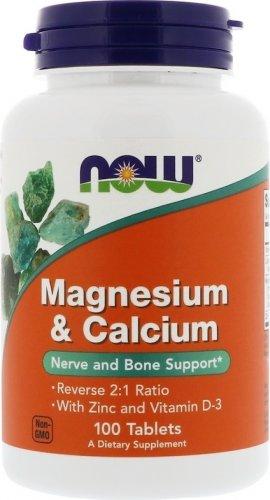 Magnesium & Calcium 2:1 (100 таб)