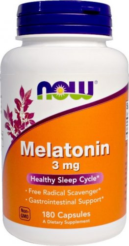 Melatonin 3mg (180 капс)