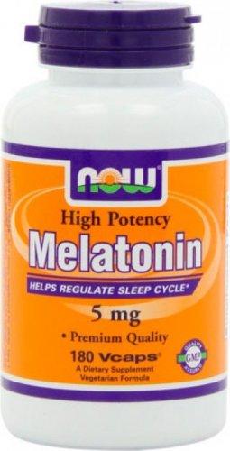 Melatonin 5 mg (180 капс)