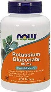 Potassium Gluconate (250 таб)