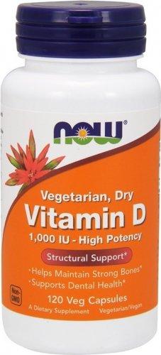 Vitamin D 1000 iu (120 капс)
