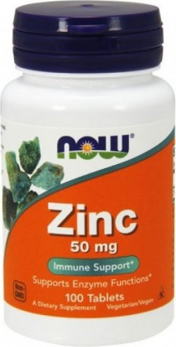 Zinc Gluconate 50 mg (100 таб)