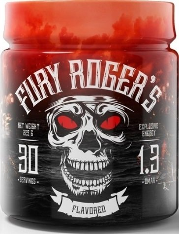 Fury Roger's (Зеленое яблоко, 225 гр)