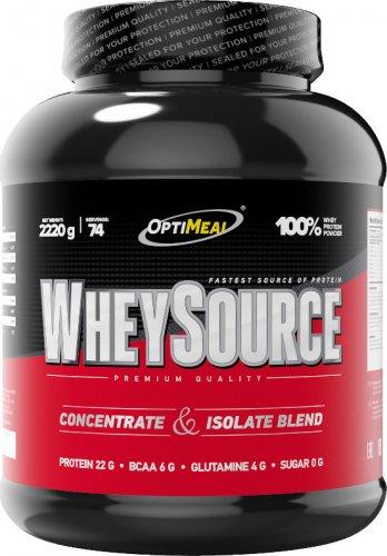 Whey Source (Шоколад, 2220 гр)