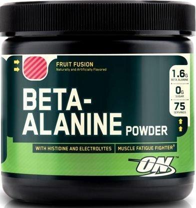 Beta-Alanine Powder (Фрукты, 263 гр)