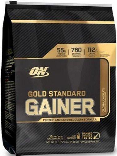 Gold Standard Gainer (Ваниль, 2270 гр)