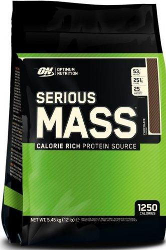 Serious Mass (Ваниль, 5440 гр)