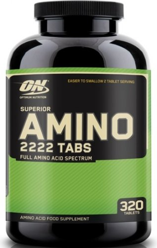 Super Amino 2222 Tablets (320 таб)