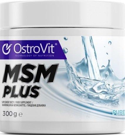 MSM Plus (Без вкуса, 300 гр)