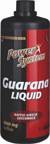 Guarana Liquid 8000mg (Кофе-вишня, 1000 мл)