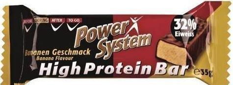High Protein Bar 32% (Банан, 35 гр)