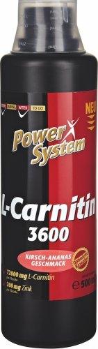 L-Carnitin 3600 (Цитрус, 500 мл)