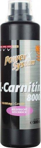 L-Carnitin 8000 (Дикая ягода, 500 мл)