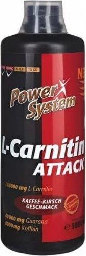 L-Carnitin Attack 3600 (Кофе-вишня, 1000 мл)