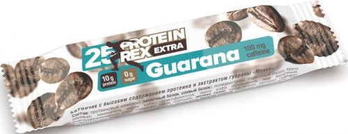 24 Protein Rex Guarana (Мокко со сливками, 40 гр)