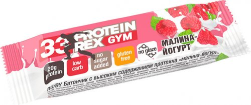 30 Protein Rex Fitness (Малина-йогурт, 50 гр)