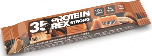 36 Protein Rex Strong (Тоффи-кешью, 60 гр)