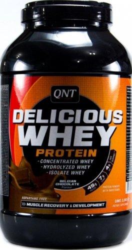 Delicious Whey Protein (Ваниль, 2200 гр)