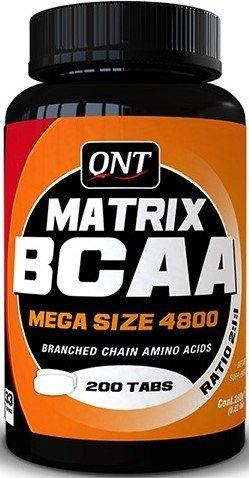 Matrix BCAA 4800 (200 таб)