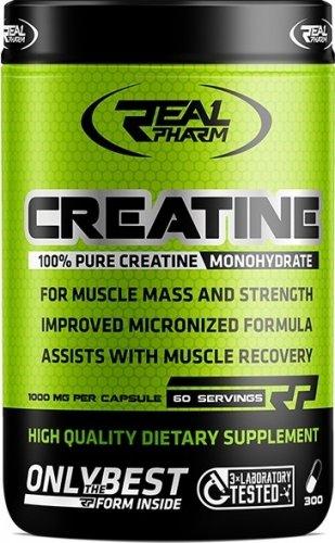 Creatine Monohydrate (300 капс)