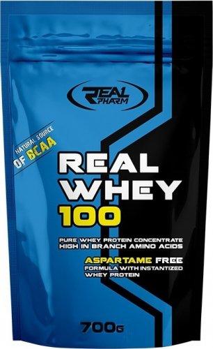 Real Whey (Печеное яблоко, 700 гр)