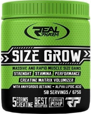 Size Grow (Черника, 675 гр)