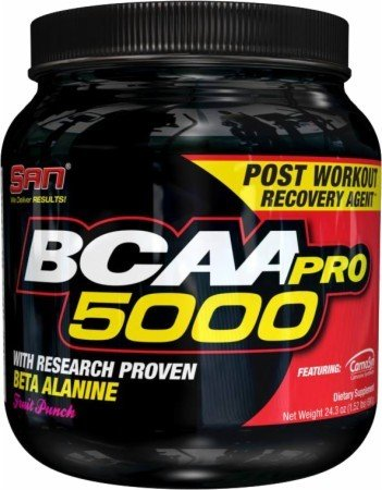 BCAA PRO 5000 (Фруктовый пунш, 690 гр)