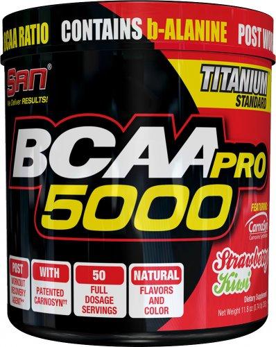 BCAA PRO 5000 (Клубника-киви, 335 гр)